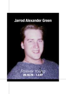 Jarrod Green